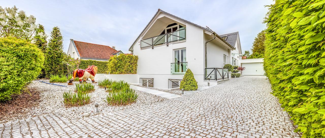 Sanierung und Erweiterung Wohnhaus in Pentling
