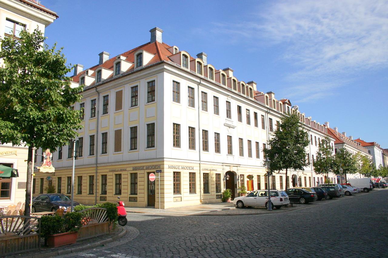Sanierung Mehrfamilienhäuser in Dresden und Chemnitz