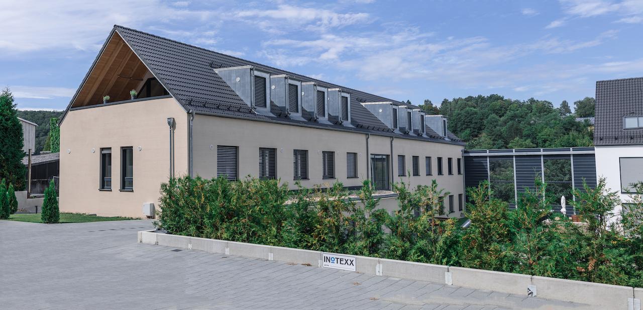 Wohnanlage, Bürogebäude, Tiefgarage in Sinzing bei Regensburg