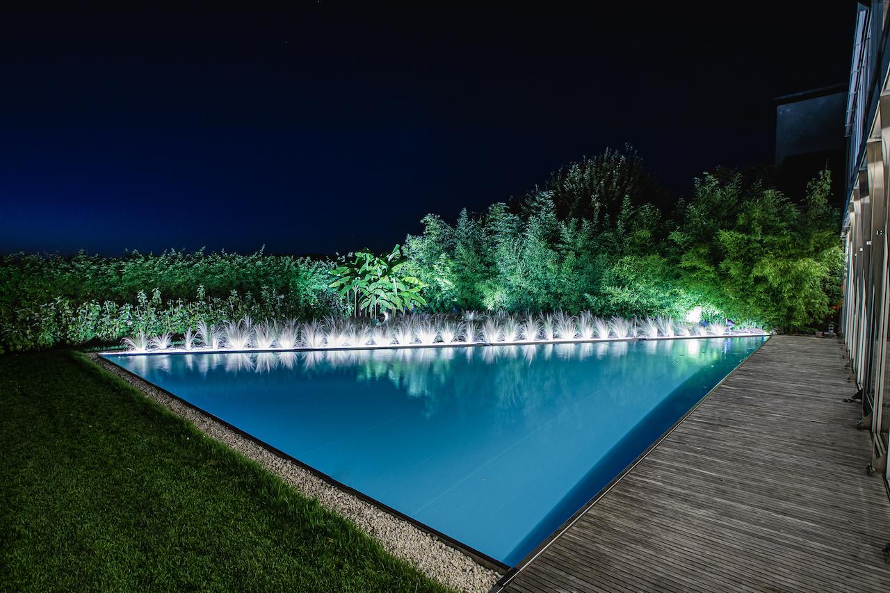 Pool-, Garten- und Lichtgestaltung in Regensburg